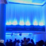 IN THE BLUE LIGHT DISTRICT: TRIABEAUTY BLUE LOUNGE