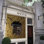 LONDON BEAUTY: OCCO POPS UP AT THE ROYAL EXCHANGE