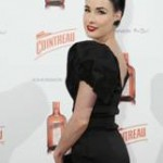 Burlesque Beauty: Dita Von Teese At Fred Segal