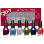 GLEE OPI NAIL COLOUR COLLECTION TO DEBUT AT SEPHORA