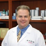 GLEN ANDERSON, AVON'S DIRECTOR OF GLOBAL SKINCARE PRODUCT DEVELOPMENT
