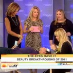BEAUTY IN THE BAG FOUNDER/EDITOR IN CHIEF WENDY LEWIS DISCUSSES LASH ENHANCEMENT ON THE TODAY SHOW