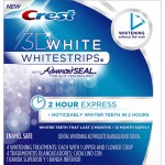 CREST INTRODUCES NEW 2-HOUR WHITENING TREATMENT