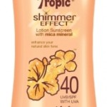 SHIMMER, GLIMMER AND PROTECT YOUR SKIN WITH HAWAIIAN TROPIC