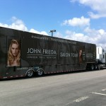 JOHN FRIEDA DESTINATION: STYLE SALON TOUR
