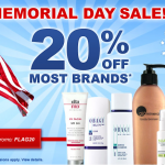 SHOP TIL YOU DROP for Gorgeous Skin this Memorial Day!