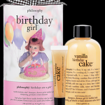 BEAUTY REVIEW – PHILOSOPHY'S VANILLA BIRTHDAY CAKE GIFT SET FOR THE BEAUTY BIRTHDAY GIRL!