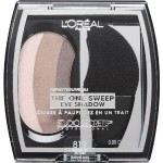 Review of L'Oreal's One Sweep Eye Shadow and Sculpting Blush Duo