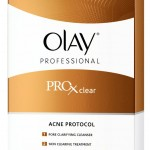 ANOTHER GORGEOUS GIVEAWAY – OLAY PRO-X CLEAR ACNE PROTOCOL