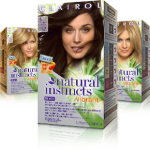BEAUTY IN THE BOX – CLAIROL NATURAL INSTINCTS VIBRANT