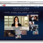 ESTEE LAUDER LAUNCHES OFFICIAL YOU TUBE CHANNEL