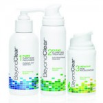 TURN ACNE ON ITS HEELS WITH BEYOND CLEAR