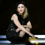 GET THE MADONNA LOOK: MAKE UP FOR EVER AQUA ROUGE LIPSTICK