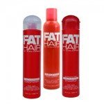 GORGEOUS GIVEAWAY – SAMY FAT HAIR SHAMPOO, CONDITIONER & HAIRSPRAY