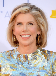 Christine Baranski at the 2012 Emmy Awards