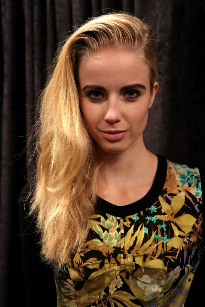 TRESemme At Tracy Reese - Backstage - Spring 2013 Mercedes-Benz Fashion Week