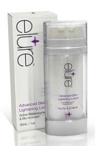 elure skin brightening lotion