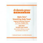 EXFOLIATING WONDER: DR. DENNIS GROSS' AMAZING BODY TOWEL