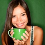GO GREEN (TEA) WITH YOUR BEAUTY