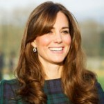 THE FACE OF KATE GETS THE ROYAL TREATMENT