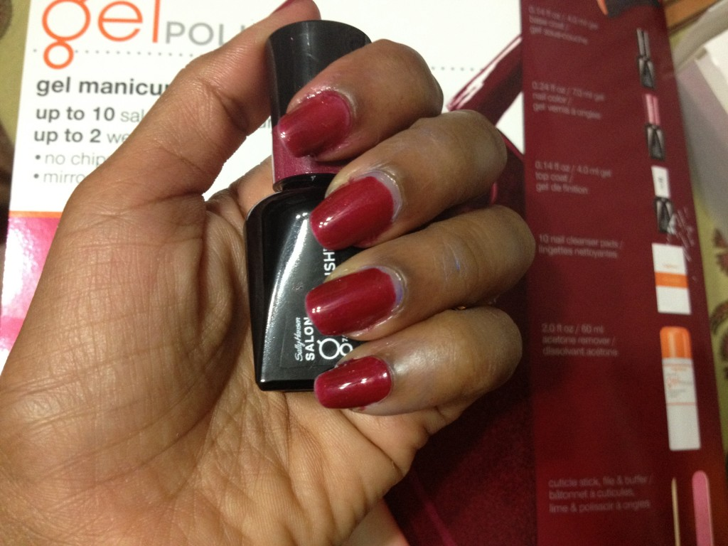 Sally Hansen Salon Gel Polish