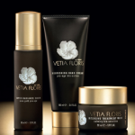 THE WORLD'S FIRST LUXE ORGANIC SKINCARE – VETIA FLORIS