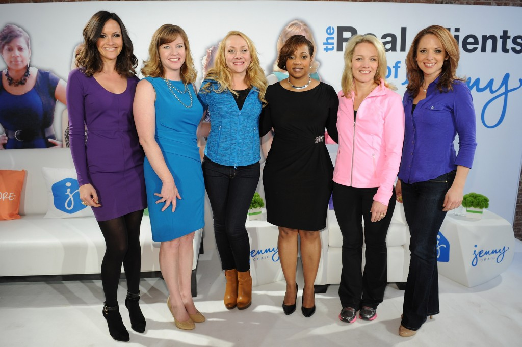 Jenny Craig Hosts Private Event With Nicole Sullivan And Clients In New York