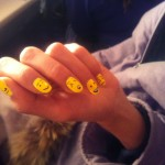 NYFW – SMILEY NAILS AND SMASHING LIPS