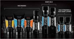 Axe Face Products