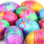 CHOCOHOLICS REJOICE OVER SKIN BENEFITS OF EASTER EGGS