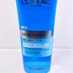 PUT YOUR IDEAL FACE FORWARD: L'OREAL IDEAL CLEAN REVIEW
