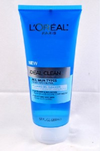 L'Oreal Paris Ideal Clean Foaming Gel Cleanser