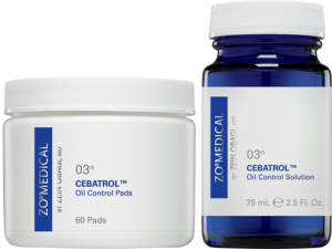ZO Medical Cebatrol Oil Control Pads