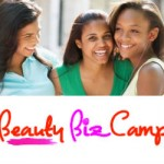 SUMMER CAMP FOR TOMORROW'S BEAUTY EXECS
