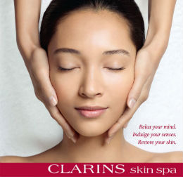 Clarins-Spa