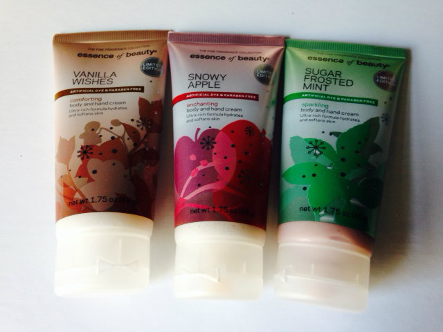 Hand Cream from Essence of Beauty