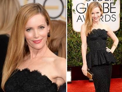 Leslie Mann Golden Globes