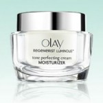 OLAY REGENERIST LUMINOUS GOES FOR THE GLOW
