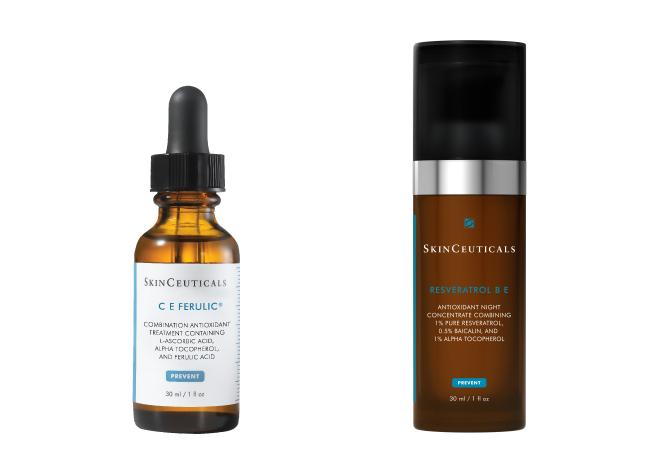 SkinCeuticals resveratrol C E