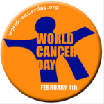 MAKE YOUR VOICE HEARD ON WORLD CANCER DAY