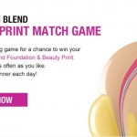 PRESCRIPTIVES LAUNCHES BEAUTY PRINT FACEBOOK GAME