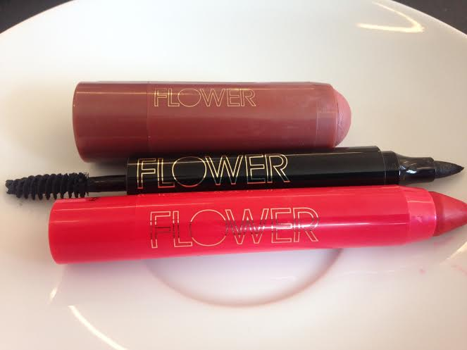 Flower Beauty Spring 2014 Products Eye2Eye Liquid Liner and Mascara