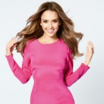 JESSICA ALBA SIGNS ON WITH BRAUN