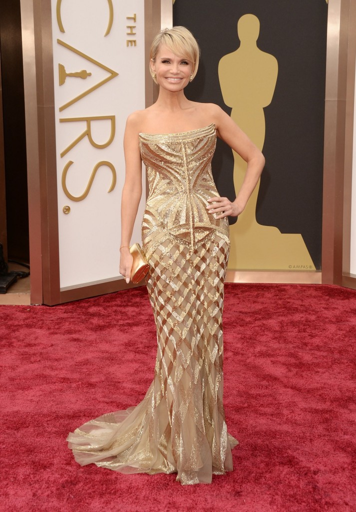 86th Annual Academy Awards - Arrivals Kristin Chenoweth