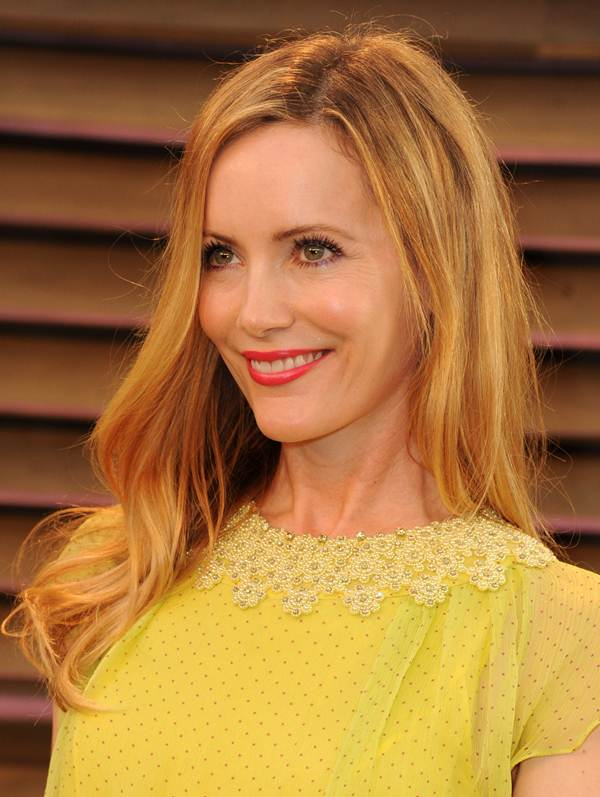 Leslie Mann Oscar Vanity Fair Party Beauty