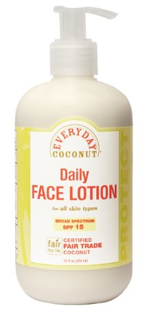 Alaffia Coconut Lotion