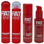 GORGEOUS GIVEAWAY: FAT HAIR SHAMPOO, CONDITIONER + 2 STYLERS