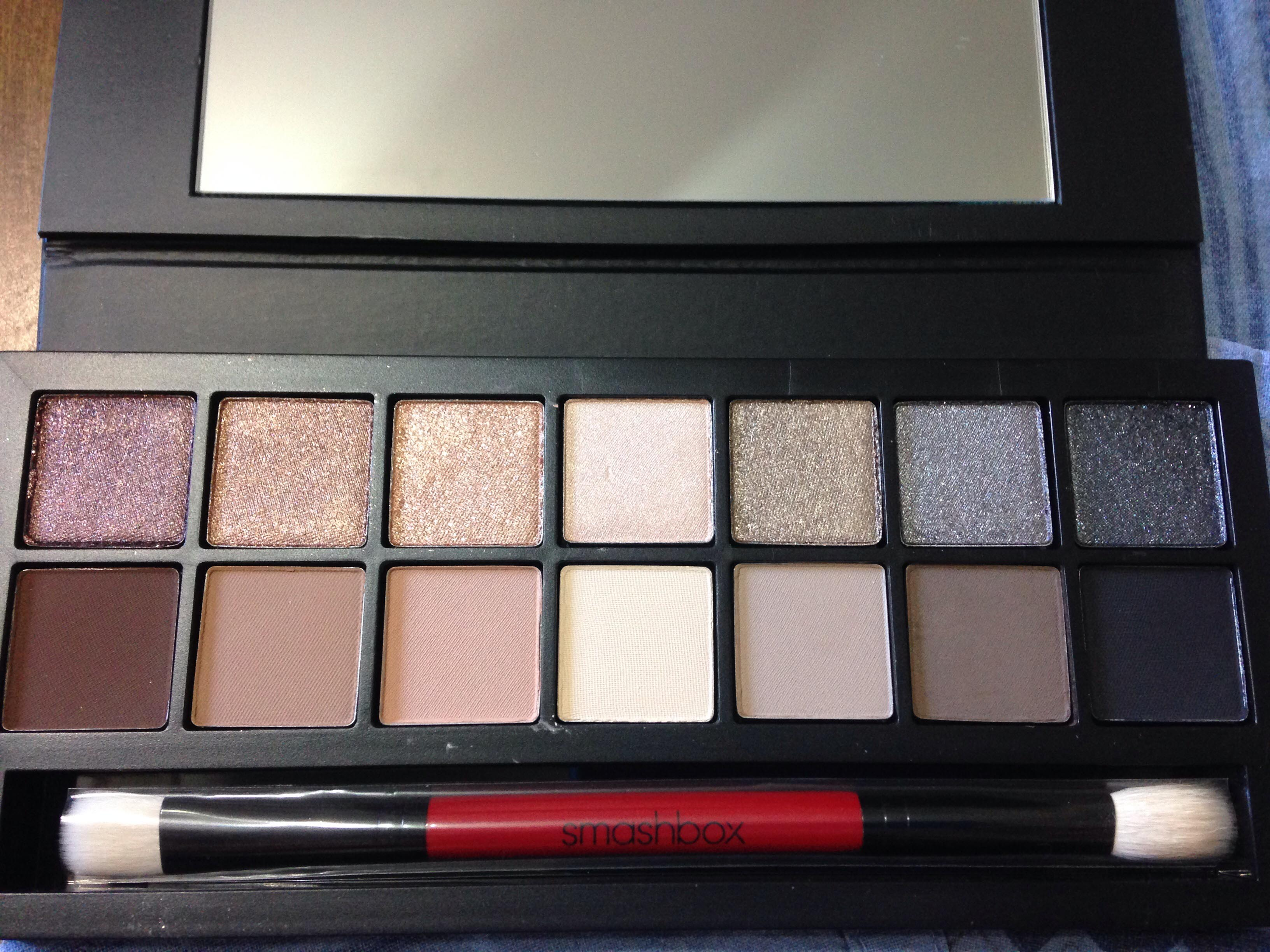 Molly Luetkemeyer Smashbox Full Exposure Palette Review Swatches Thou