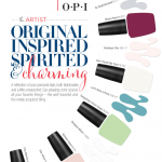PAINT MY TOES (AND WALLS) WITH OPI