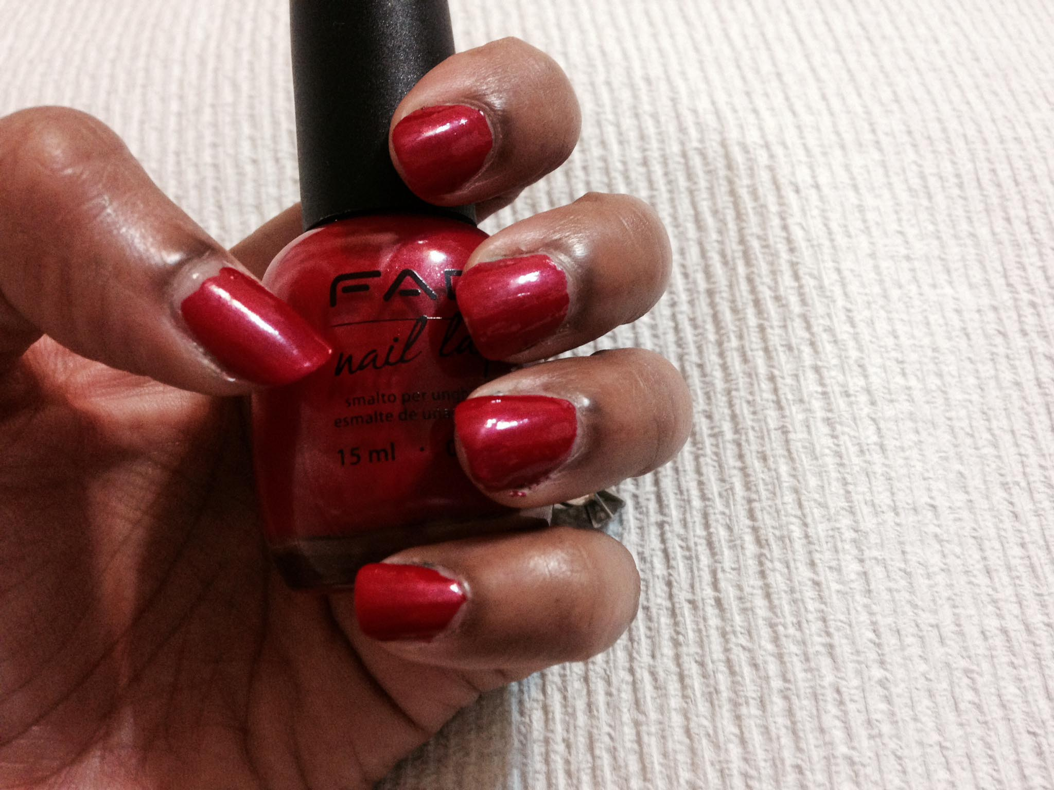 Faby USA Nail Lacquer